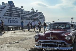 First Cruise Ship Arrives in Cuba Nearly 50 Years Later