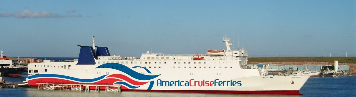 America Cruise Ferries Ship