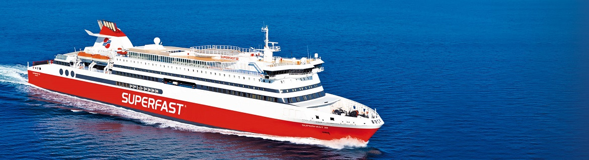 Superfast Ferries Ship