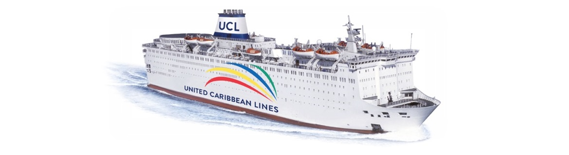 United Caribbean Lines Ship